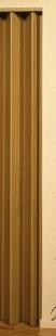 MARLEY Zusatzlamelle für Falttür Eurostar, Volllamelle, eiche hell, BxH 12x205 cm