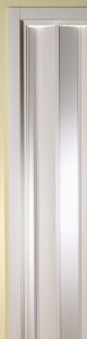 Zusatzlamelle für Falttür Luci weiß ohne Fenster B 15,5 x H 202 cm