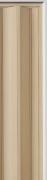 Zusatzlamelle (1 Stück) für Falttür Luci, esche holzfb., 3-D-Druck, Volllamelle, BxH 15,5 x 202 cm