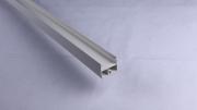 MARLEY Wandanschlagschiene 9566 passend für Falttür New Generation/Jazz, Länge 2,02 Meter, weiß