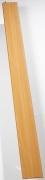 Grosfillex Zusatzlamelle für Falttür Spacy, Volllamelle, kirschbaumfarben, BxH 14,5x205 cm