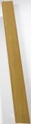Grosfillex Zusatzlamelle für Falttür Spacy, Volllamelle, Altholzeffekt, BxH 14,5x205 cm