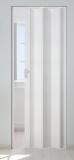 Falttür Rapido | Marley | 036700, Volllamelle, Schloss, B 83 x H 204 cm, escheweiss