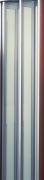 Zusatzlamelle für Falttür New Generation Fb. Alu - Fenster türkis-satiniert BxH 14x205 cm