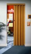 MARLEY Falttür Rapid ohne Fenster, Holz-Dekor, BxH 88x203 cm