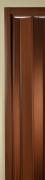 Zusatzlamelle für Falttür Luci mahagonifarben ohne Fenster B 15,5 x H 202 cm